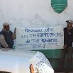 México: Rechazo total a los megaproyectos del mal gobierno