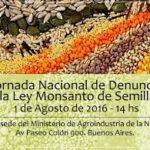 Argentina: ¿Sabes por qué NO queremos la nueva de Ley de Semillas?