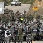 Ecuador: Represión en Saraguro en operativo policial y militar