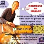 Paraguay: Feria Kokuégui ne mesápe de marzo, alimentos campesinos y huerta urbana