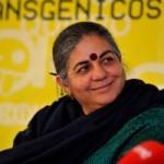 Vandana Shiva rechaza campaña con transgénicos de Slim y Gates